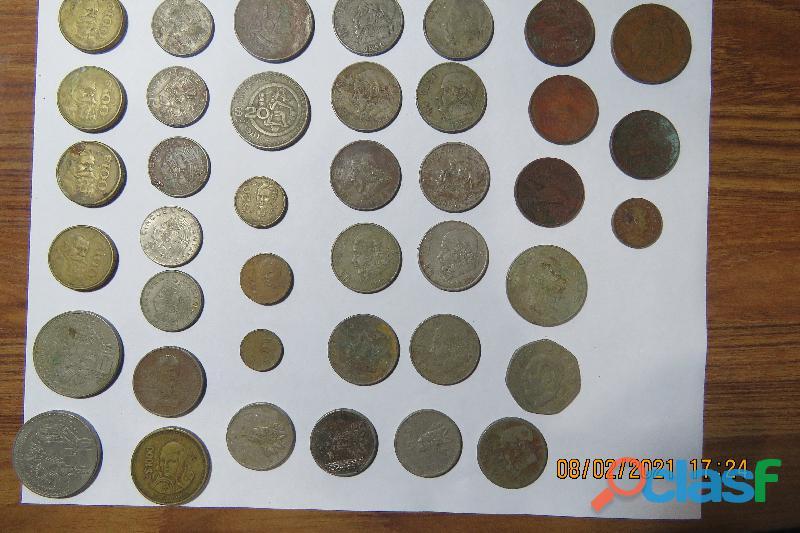 Vendo monedas y billetes antiguos 1