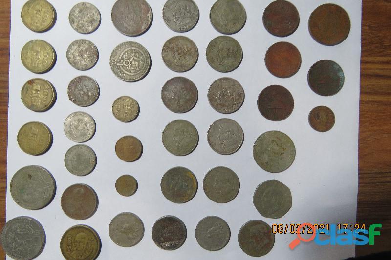 Vendo monedas y billetes antiguos 2