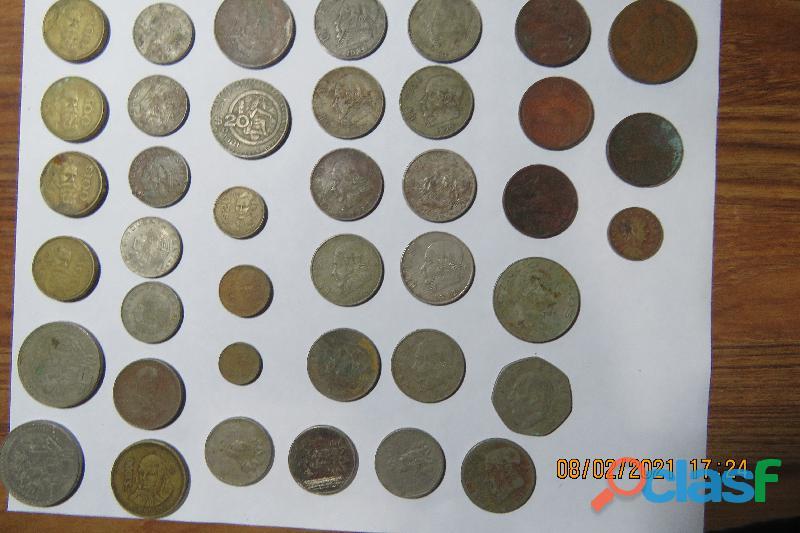 Vendo monedas y billetes antiguos 3