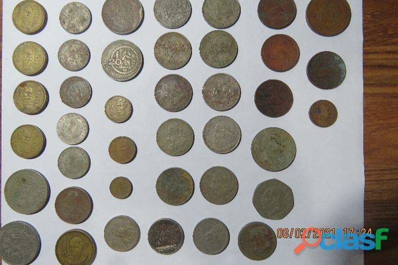 Vendo monedas y billetes antiguos 4