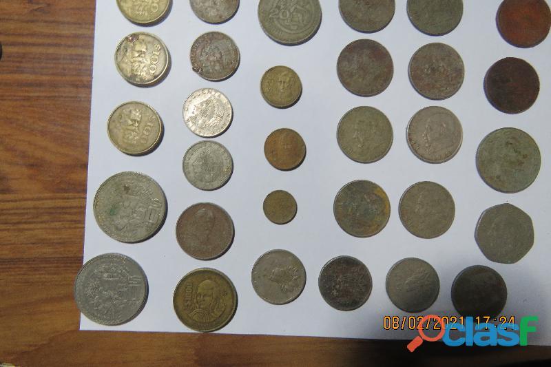 Vendo monedas y billetes antiguos 6
