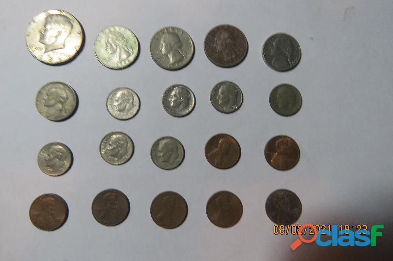 Vendo monedas y billetes antiguos 7