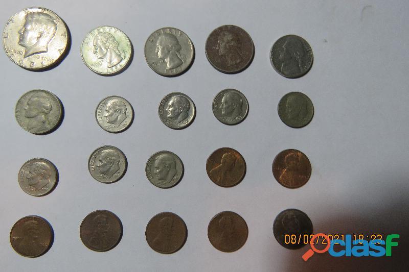 Vendo monedas y billetes antiguos 8