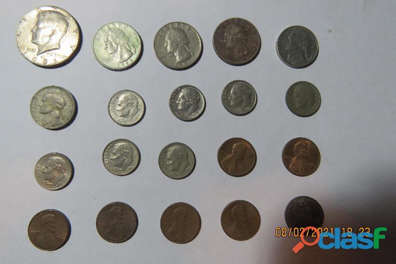 Vendo monedas y billetes antiguos 9