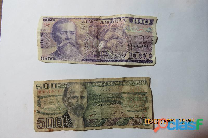 Vendo monedas y billetes antiguos 11