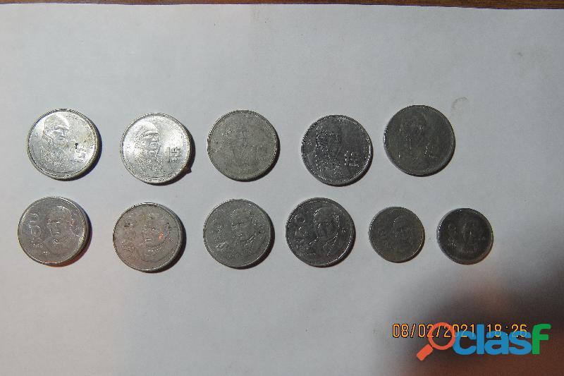 Vendo monedas y billetes antiguos 13
