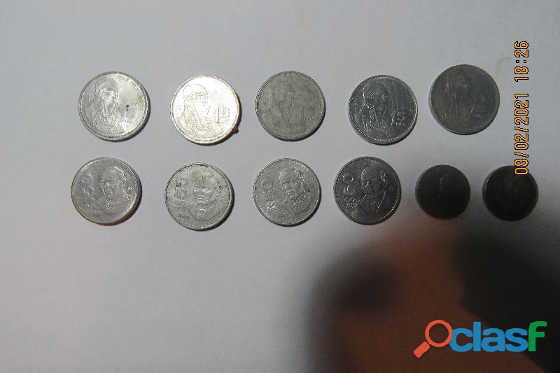 Vendo monedas y billetes antiguos 14