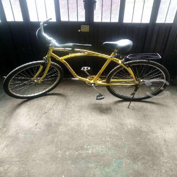 Bici retro 26 usada y casco, vnd/kmb por bici 29