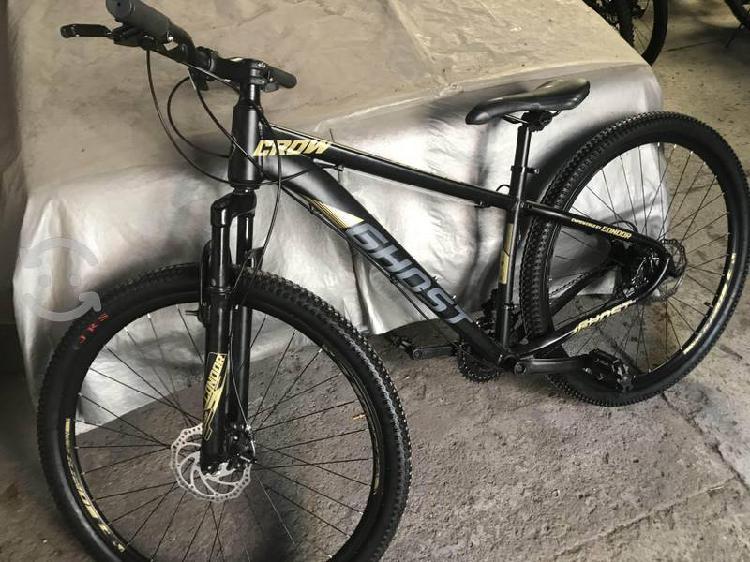Bicicleta ghost crow rodado 29 montaña aluminio