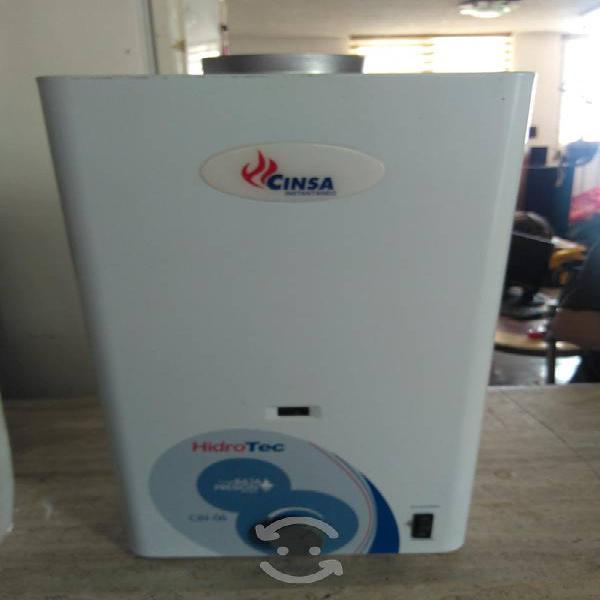 Boiler de paso, nuevo cinsa