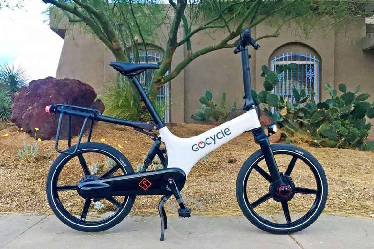 Brand new gocycle gs bike
