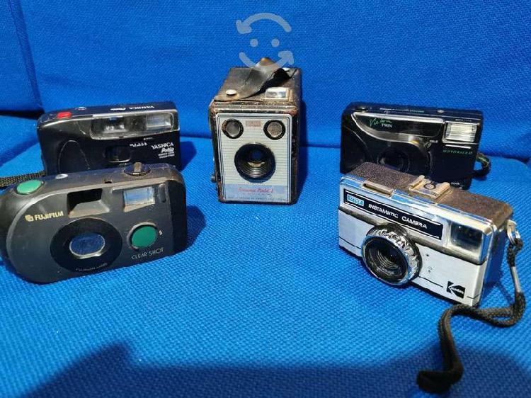 Camaras fotograficas de colección