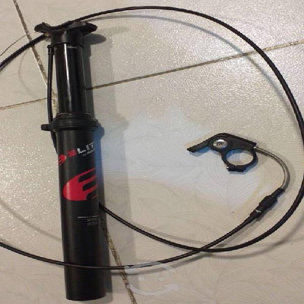 Dropper poste asiento bicicleta de montaña remoto