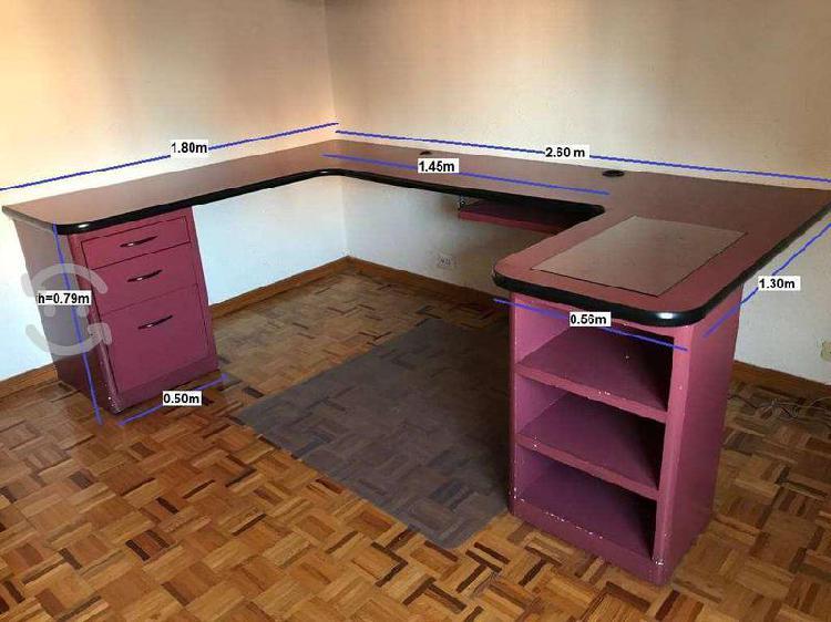 Remato escritorio/estacion de trabajo