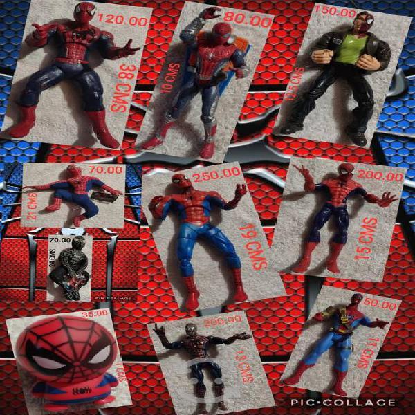 Spiderman el hombre araña precio y estado en fotos