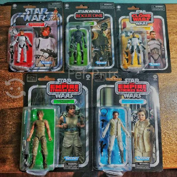 Star wars vintage collection black series