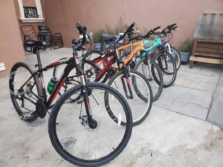 Venta de bicicletas r24, r26, r29 simenueva