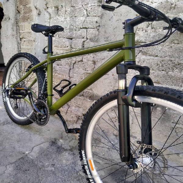 Bici de montaña aluminio