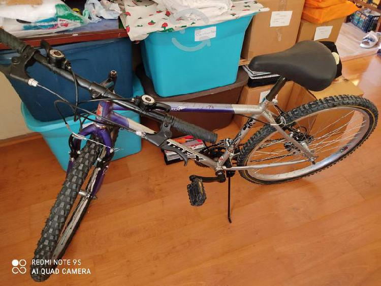Bicicleta bimex rin 26 recién reparada