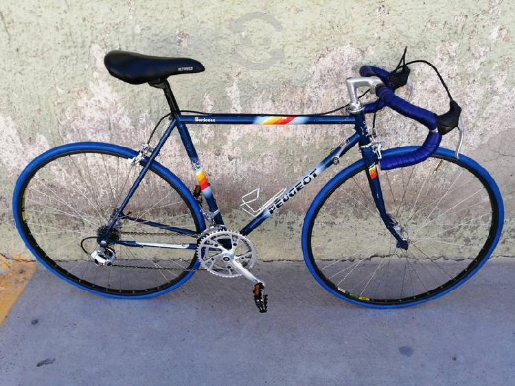 Bicicleta ruta peugeot vintage