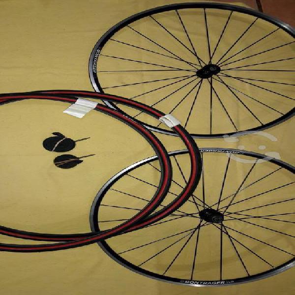 Ruedas bicicleta de ruta