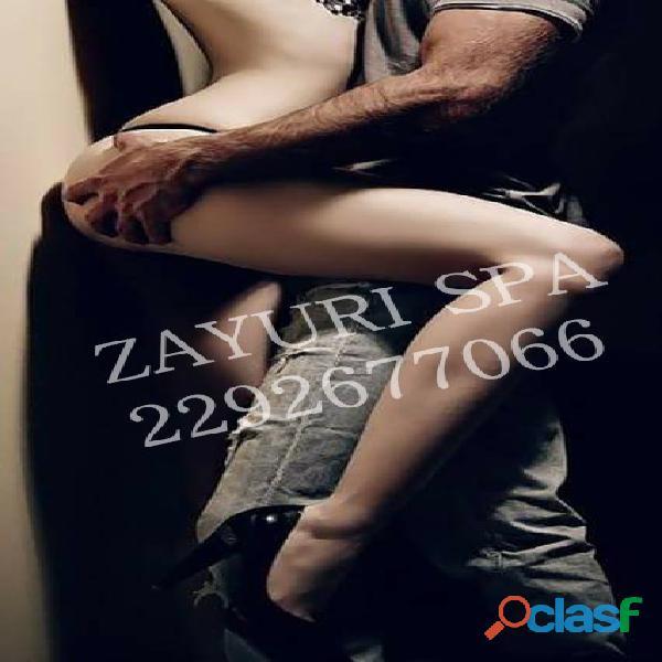 El placer no es pecado... Zayuri Spa, NUEVA UBICACIÓN