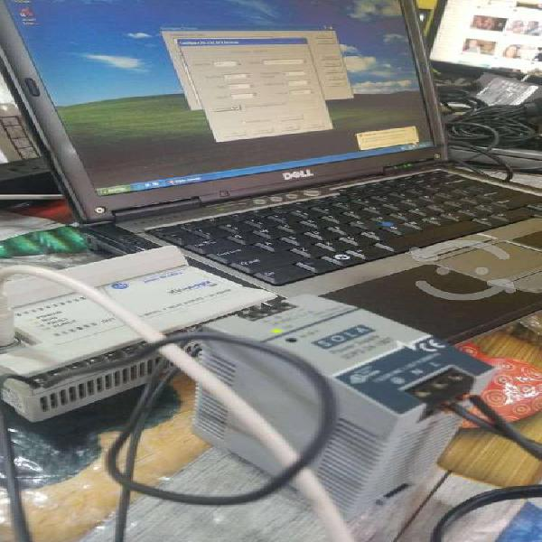 Excelente laptop dell d630 y plc micrologix1000
