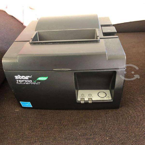Impresora térmica star tsp100