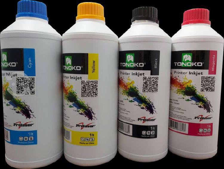Tinta tonoko para hp vivera presentación 1 litro