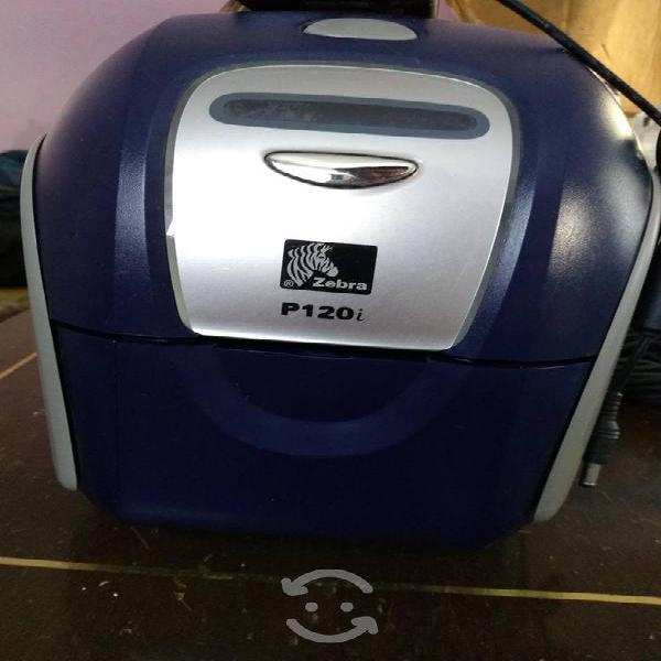 Impresora de credenciales