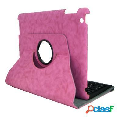 Brobotix funda de mezclilla para ipad 2, rosa
