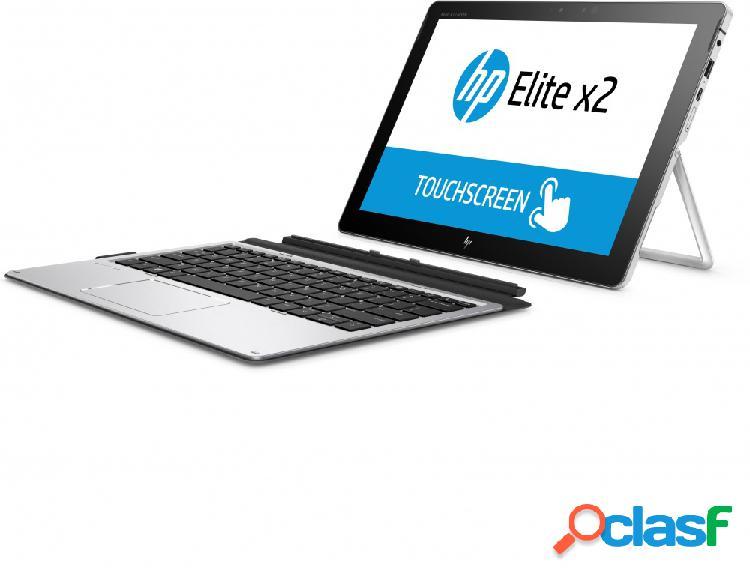 Hp 2 en 1 elite x2 1012 g2 12'' wide quad hd, intel core i5-7200u 2.50ghz, 4gb, 256gb ssd, windows 10 pro 64-bit, plata