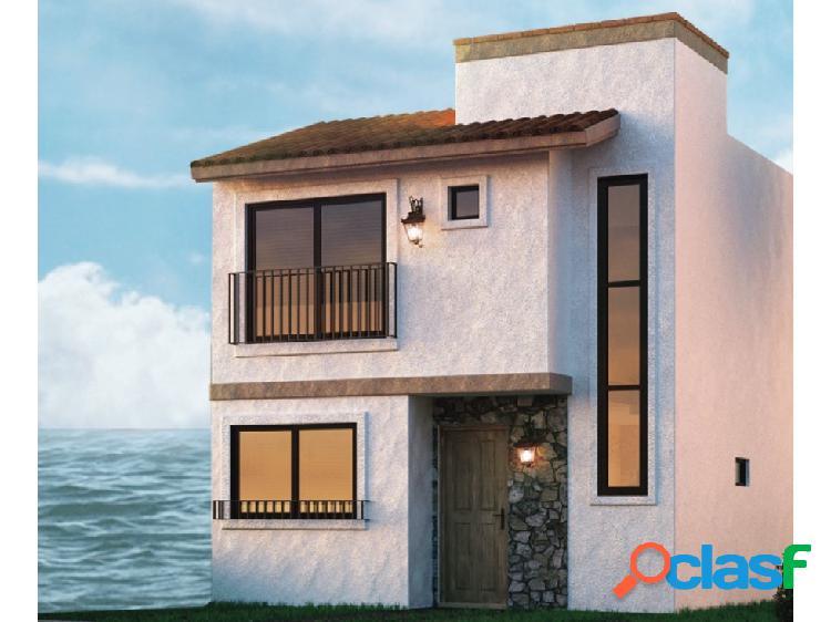 Casa en azul marino modelo indigo