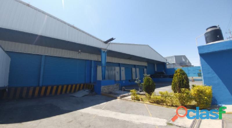 Nave Industrial en Parque Industrial Puebla 2000