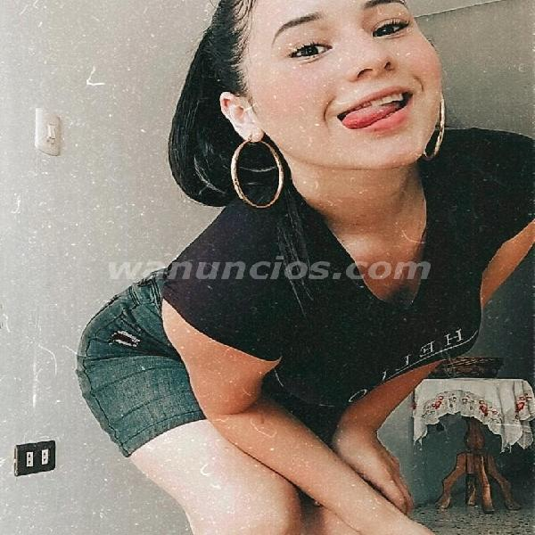 Antonella Martínez 20 años de edad venezolana