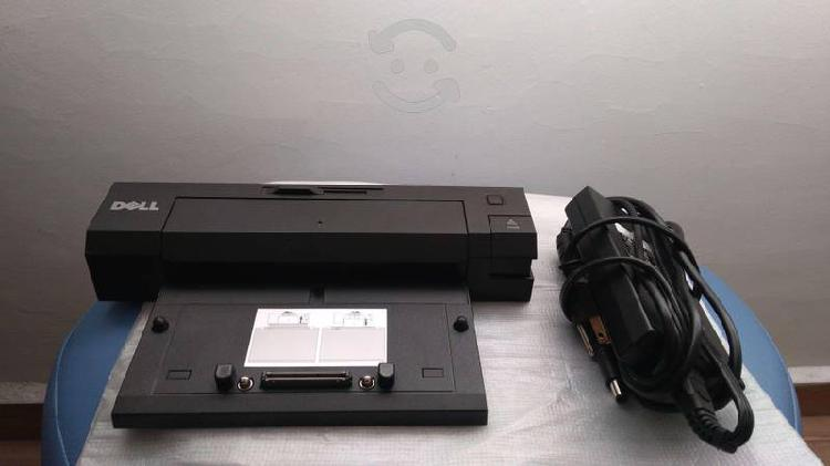 Docking station dell pr02x e-port plus eliminador