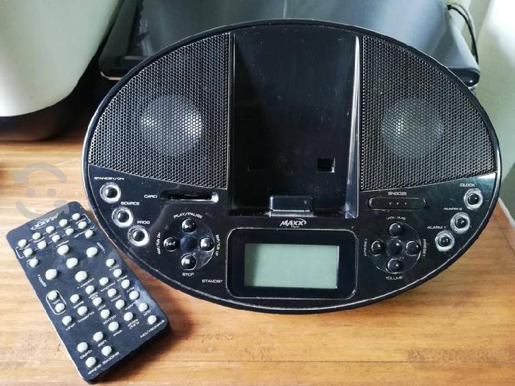 Radio am/fm y reproductor de música