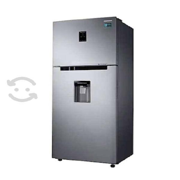Refrigerador samsung 14 pies. seminuevo