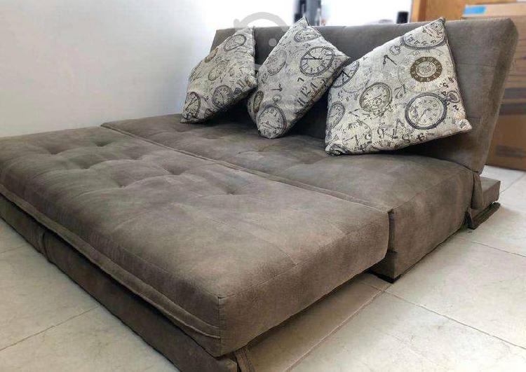 Sofa cama king size de muebles plascencia