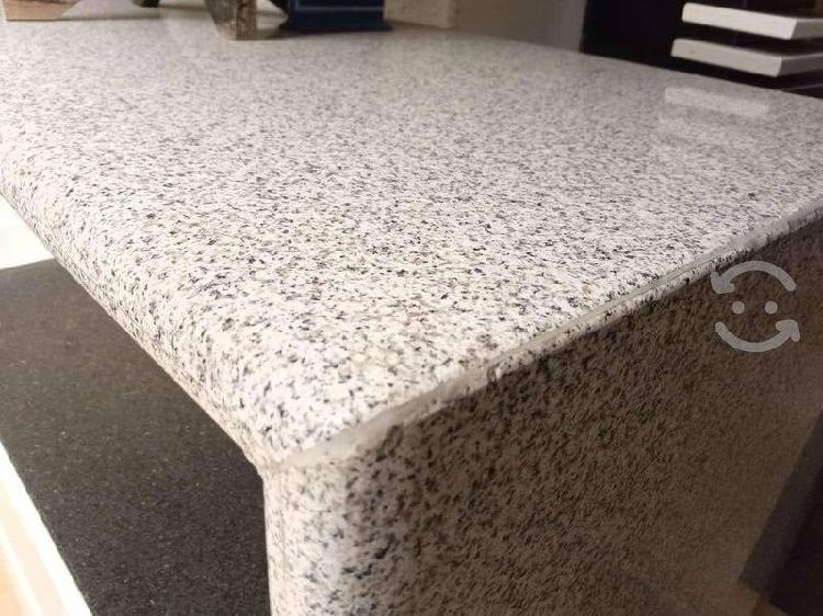 Cubierta de granito natural