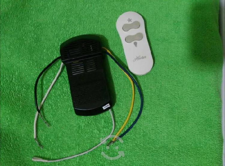 Kit de control remoto para ventilador de techo