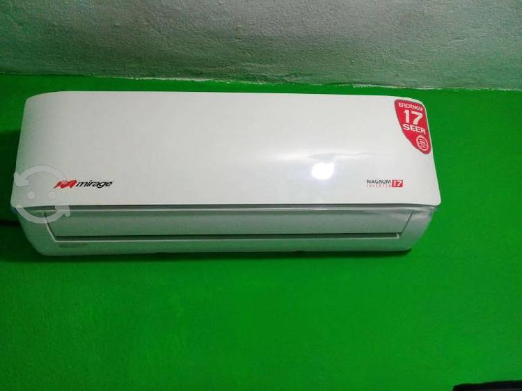 Minisplit frio/calor nuevos con garantia