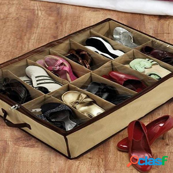 Caja de almacenaje para zapatos