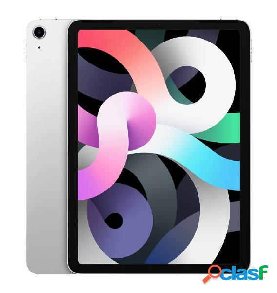 "Apple ipad air 4 retina 10.9"", 64gb, wifi, plata (4.ª generación - octubre 2020)"