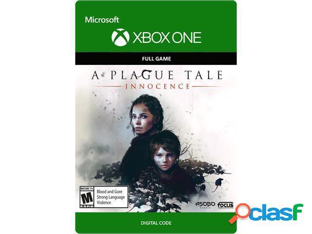 A plague tale innocence, xbox one - producto digital descargable