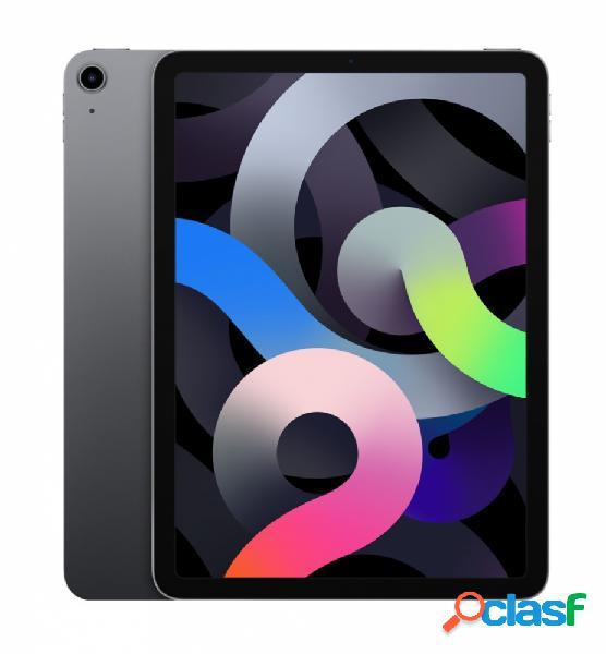 """Apple ipad air 4 retina 10.9"""", 64gb, wifi, space gray (4.ª generación - octubre 2020)"""