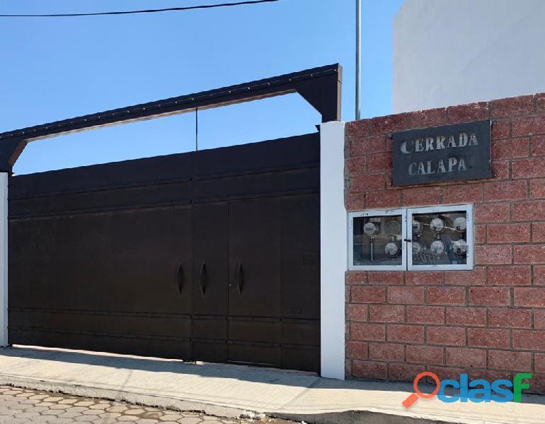 Casa amueblada en renta en yauhquemehcan, tlaxcala