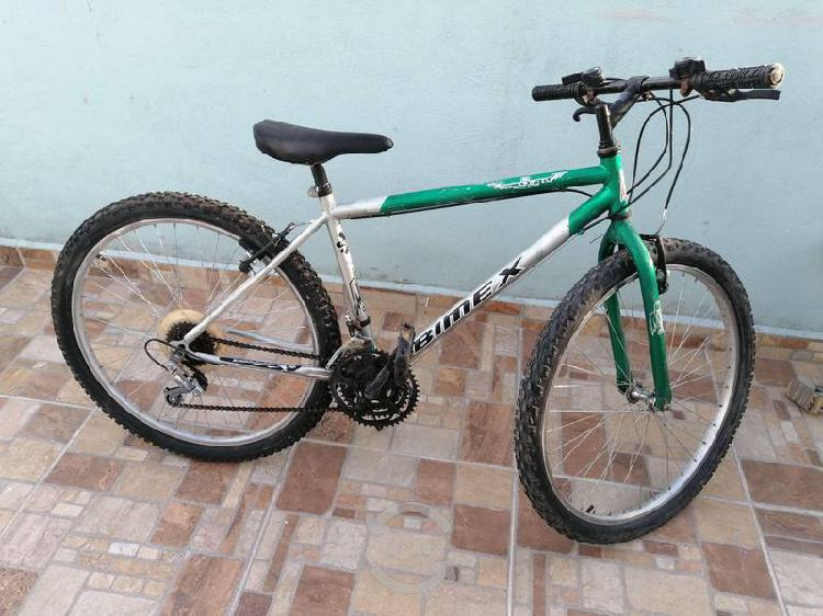 Bicicleta bimex rodada 26 con velocidades