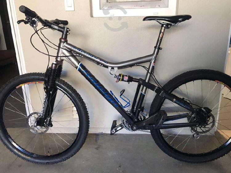Bicicleta de montaña raleigh inferno xc pro