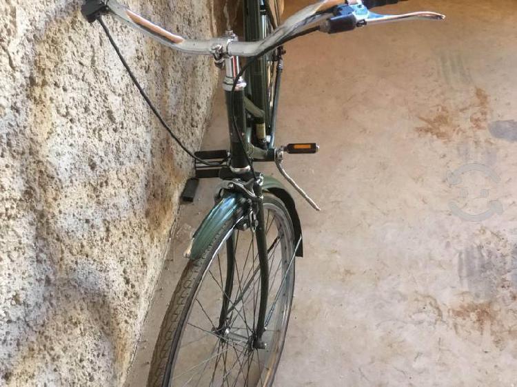 Bicicleta raleigh original impecable